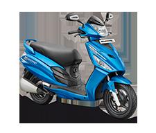 Maestro Edge 110cc scooter