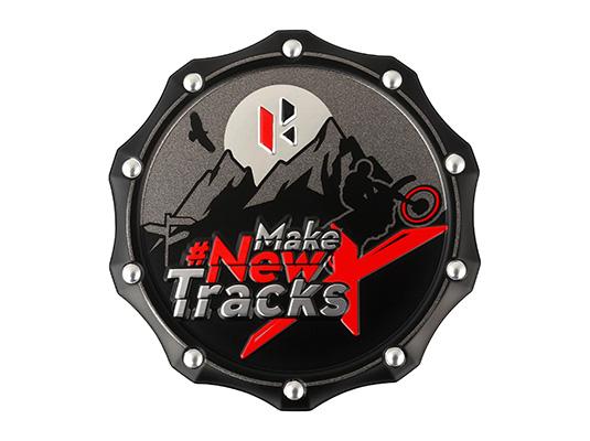 Make New Tracks Badge