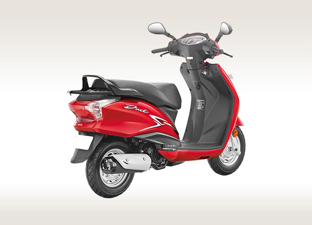Hero Duet New Scooter Duet Mileage Price Colour Images