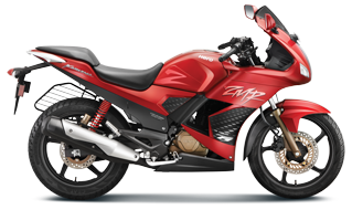 Karizma ZMR Blazing Red