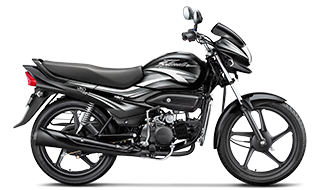 Super Splendor Graphite Black