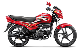 Super Splendor Candy Blazing Red