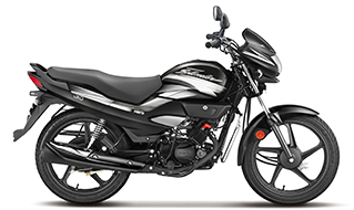 New Super Splendor IBS Graphite Black