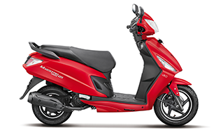 Maestro Edge 125 FI Red - i3s only