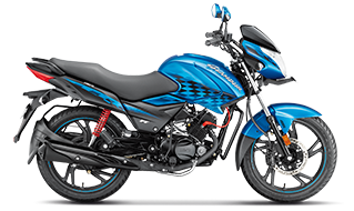 Hero New Glamour, New Glamour Bike Mileage, Images, Price