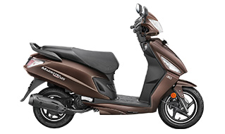 Maestro Edge 125 FI Brown - i3s only