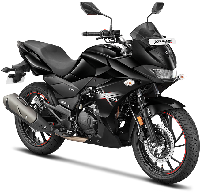 Xtreme 200s in Black Colour